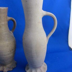 Zaalberg - 2 kruiken naar 15de eeuws voorbeeld