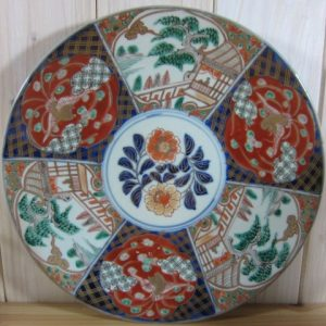 Imari wandschotel - Japan - ca 1900