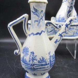 Pseudo De Porceleyne Cleauw - Olie en azijn naar antiek Delfts voorbeeld